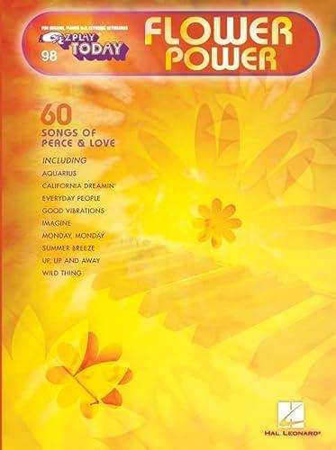 9781476871653: Flower Power Piano Ou Clavier (E-Z Play Today)