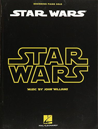 9781476874630: Star Wars For Beginning Piano Solo