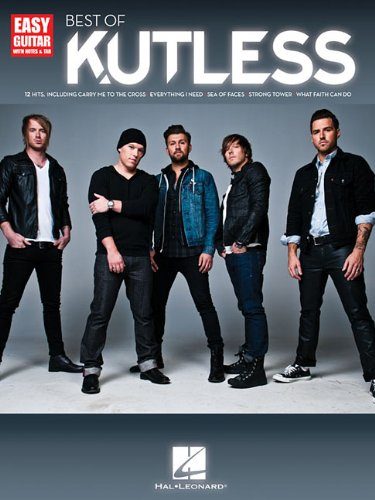 Best of Kutless - Easy Guitar (With Tab): Kutless