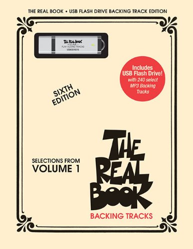 9781476877242: The Real Book Play Along Volume 1 - Usb Flash Drive