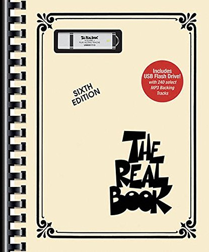 The Real Book Play-Along: Volume 1: C Instruments (book/USB) (Mixed media product)
