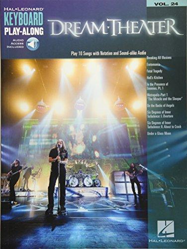 9781476889436: Dream Theater (Hal Leonard Keyboard Play-Along)