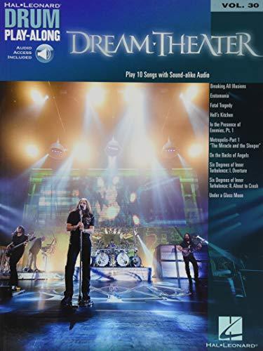 9781476889443: DREAM THEATER DRUM PLAYALONG VOLUME 30