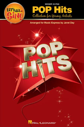 Let's All Sing Pop Hits: Collection for: Day, Janet