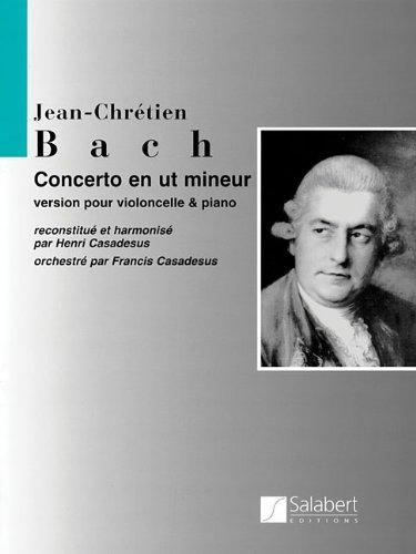 9781476899923: Concerto C Minor Violoncello and Piano - includes insert SEAS14909
