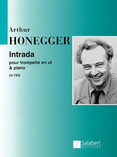 9781476899947: Intrada: Trumpet in C and Piano