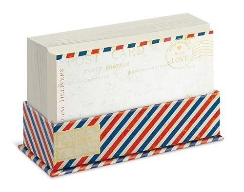 9781477000779: Flat Notes: Airmail - Briefkarten mit Kuverts für vielfältige Anlässe: Luftpost: 50 ansprechende Karten mit den passenden Umschlägen