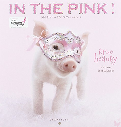 9781477000984: In the Pink 2015 Calendar (Multilingual Edition)