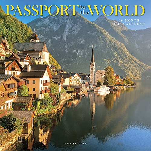 9781477012987: Passport to the World 2016 Calendar