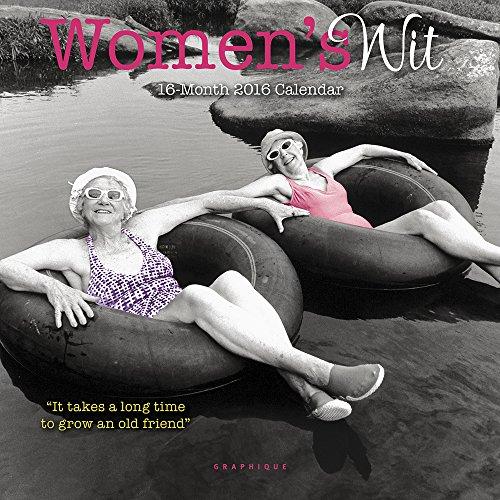 9781477013533: Women's Wit 2016 Calendar