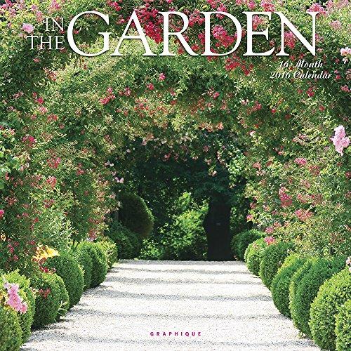 9781477013540: In the Garden 2016 Calendar