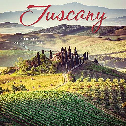 9781477013762: Tuscany 2016 Calendar