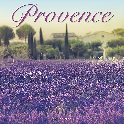 9781477014561: Provence Wall Calendar