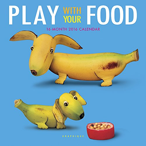 9781477014844: Play With Your Food 2016 Calendar