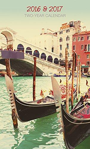 9781477014950: Italia Planner Two-Year 2015-2016 Calendar