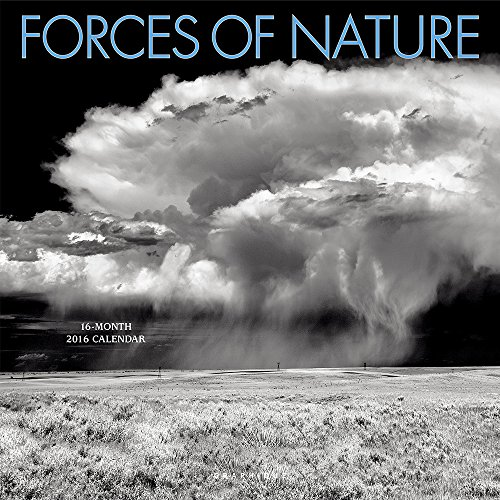 9781477015070: Forces of Nature 2016 Calendar