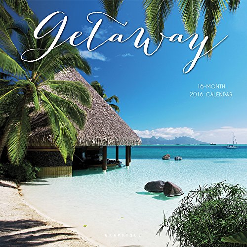 9781477015995: Getaway 2016 Calendar