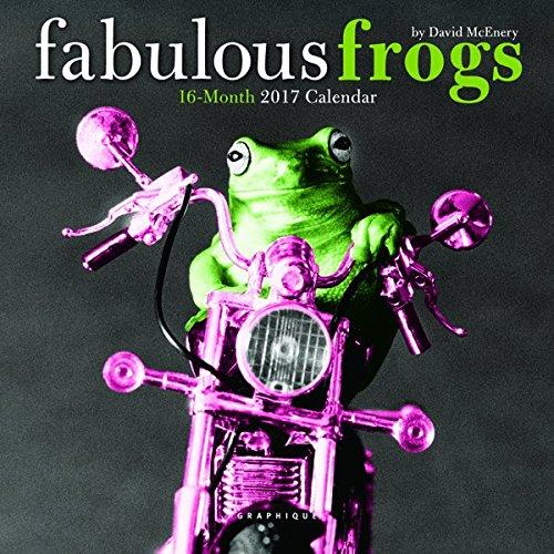 9781477023679: Fabulous Frogs 2017 Calendar