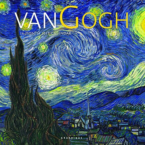 9781477025161: Van Gogh 2017 Calendar