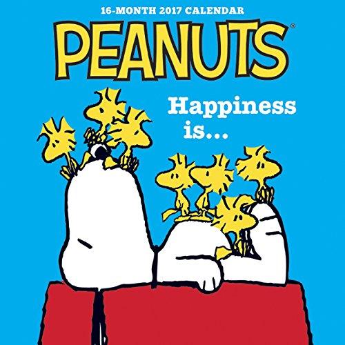 9781477025314: Peanuts Happiness Is 2017 Calendar