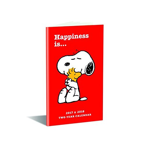9781477025376: Peanuts Happiness Is 2017-2018 Planner