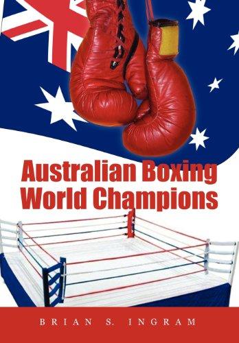 9781477107300: Australian Boxing World Champions