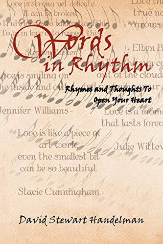 9781477117293: Words in Rhythm: Rhymes and Thoughts To Open Your Heart