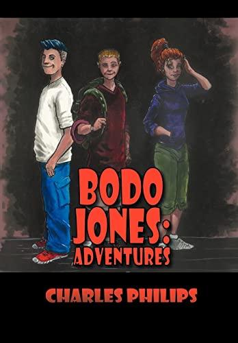 9781477117569: Bodo Jones: Adventures