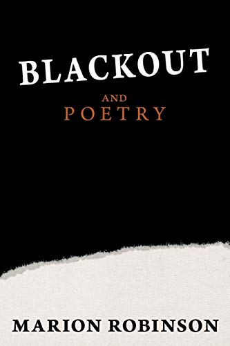 9781477124833: Blackout and Poetry
