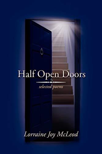 9781477141083 Half Open Doors Selected Poems