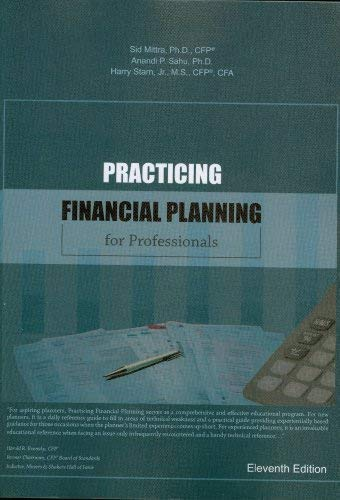 9781477143773: Practicing Financial Planning for professionals, Eleventh Edition