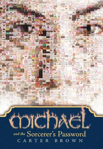 Michael and the Sorcerer's Password (9781477207635) by Brown, Carter