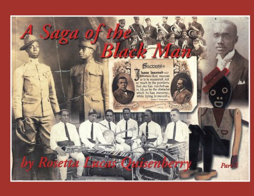9781477207659: A Saga of the Black Man