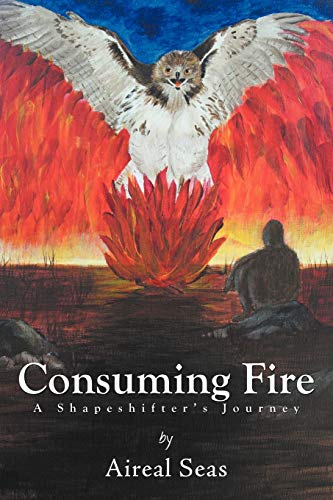 Consuming Fire: A Shape Shifters Journey (Paperback): Aireal Seas