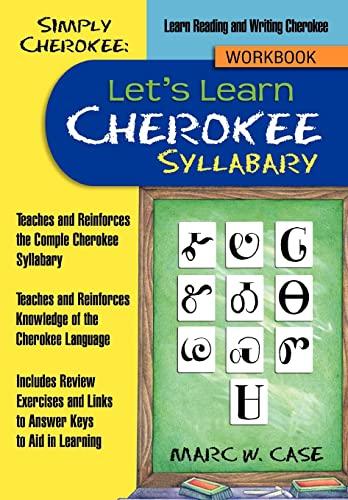 9781477241578: Simply Cherokee: Let's Learn Cherokee: Syllabary