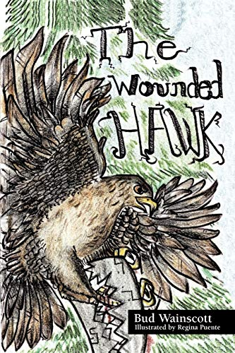 9781477253540: The Wounded Hawk