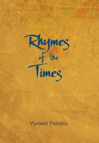 RHYMES of the TIMES: Vincent Petrella