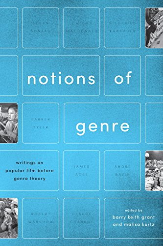 9781477303757: Notions of Genre: Writings on Popular Film Before Genre Theory