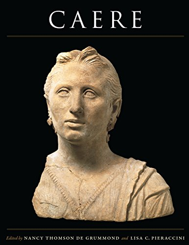 9781477308431: Caere (Cities of the Etruscans)