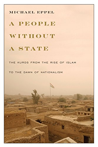 9781477311073: A People Without a State: The Kurds from the Rise of Islam to the Dawn of Nationalism