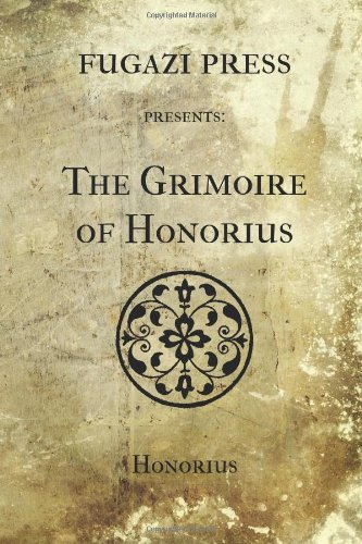 9781477401101: The Grimoire of Honorius