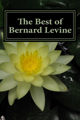 9781477418895: The Best of Bernard Levine (Volume 1)