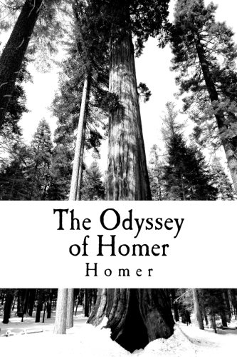 9781477425459: The Odyssey of Homer