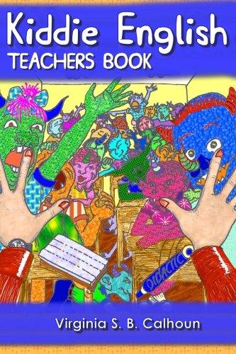 9781477425879: Kiddie English: Teacher's Book
