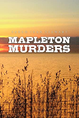 9781477429365: Mapleton Murders