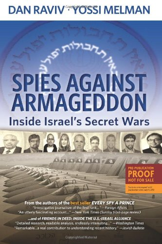 9781477448298: Spies Against Armageddon