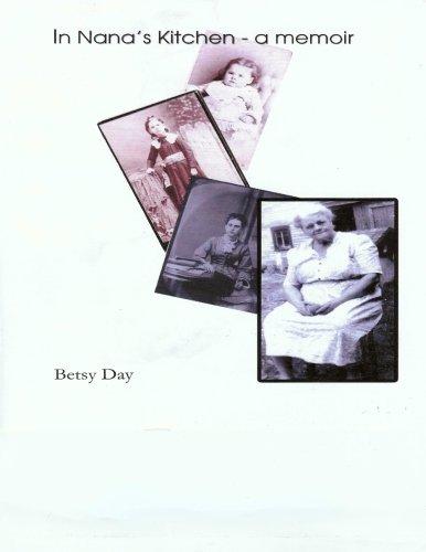 9781477454107: In Nana's Kitchen, a memoir