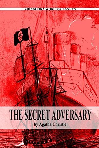 9781477467312: The Secret Adversary