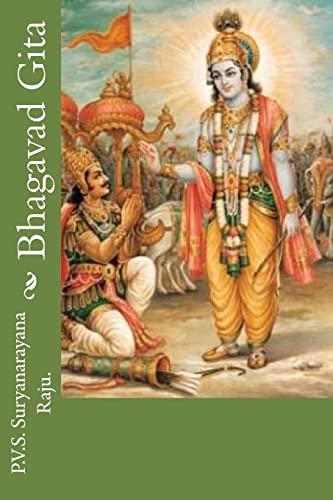 9781477470077: Bhagavad Gita (Volume 1)