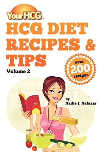 9781477470954: Your HCG Diet Recipes & Tips, Volume 2
